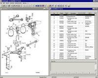 Daf Rapido 2015 Electronic Parts Catalogue