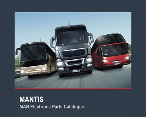 Man Mantis 2016 Electronic Parts Catalogue EPC World