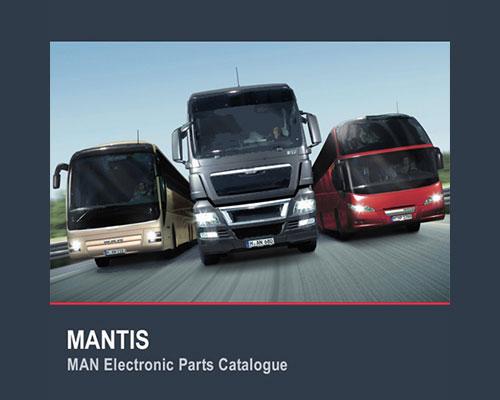 Man Mantis 2016 Electronic Parts Catalogue EPC World