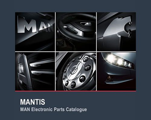 Man Mantis 2018 Electronic Parts Catalogue EPC World