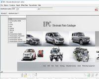 Mercedes Benz EWA WIS 2017 Electronic Parts Catalogue EPC World
