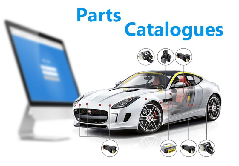 Electronic Parts Catalogue & Online Spare Parts Catalog Solutions. EPC2k