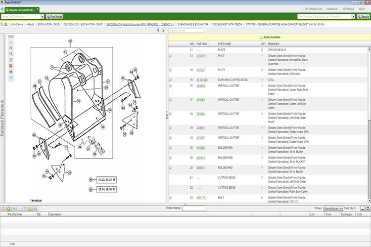 John Deere 2017 Electronic Parts Catalogue EPC World