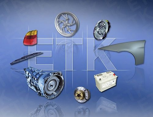 BMW ETK 2019 Parts Catalogue
